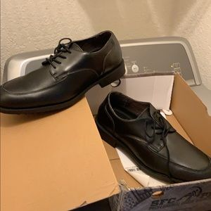 SFC Pro Size 13 Work Dress Shoes